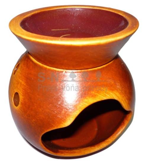 Aromalampa guľa - krajinka