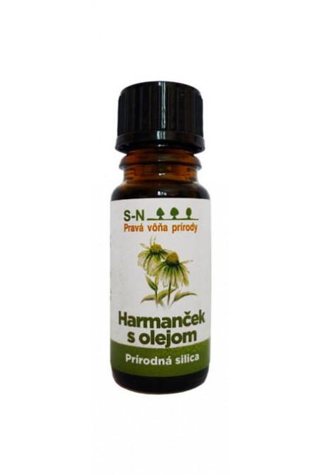 Harmanček s olejom (10 ml)