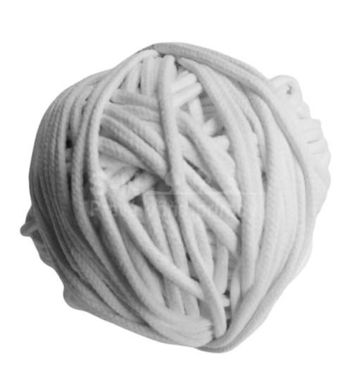 Knôt guľatý hrubý (5 mm)