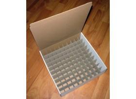 Prepravka z kartónu (na 100 olejov)