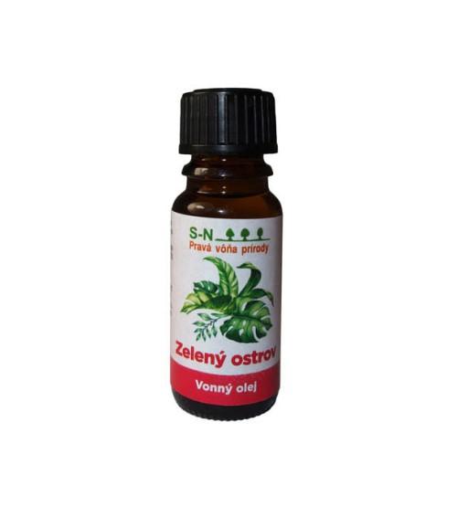 Zelený ostrov (10 ml)