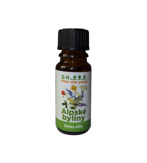 Alpské byliny (10 ml)