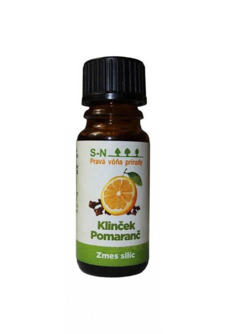 Klinček - Pomaranč (10 ml)